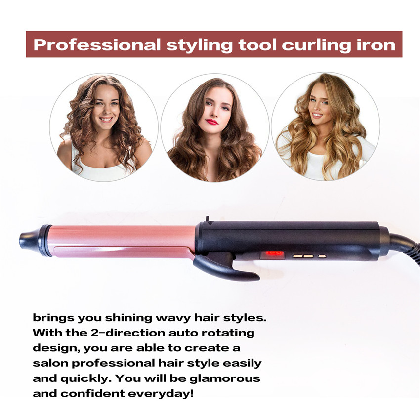 Popular hair styling machine Woolly hair curler hair wand